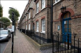 property in Hoxton