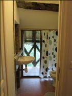 Second (attic) Bathroom