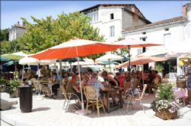 Aubeterre square
