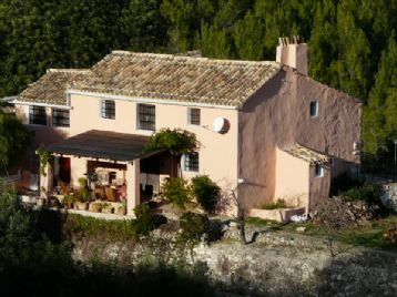 property in Guadalest