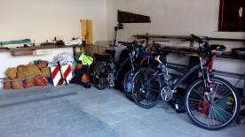 Garage/workshop view 2