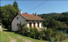 property in Courpière