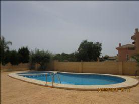 lovely community pool