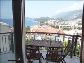 Balcony with beautiful views