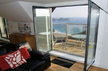 property in Porthcurno
