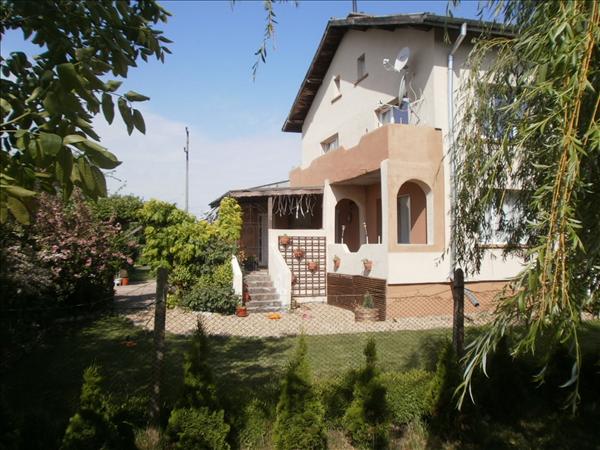 South side of Villa