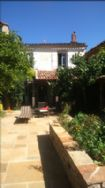 House with logia andf terrace