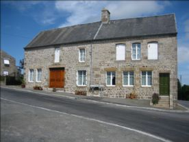The house in the centre of the vilage