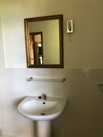 Second bathroom in main House
