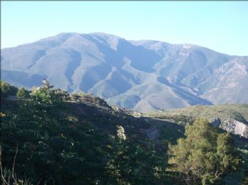 property in Near Carataunas