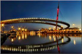 Ponte del Mare in Pescara