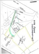 Site/location plan - boundary in green - needs further explanation