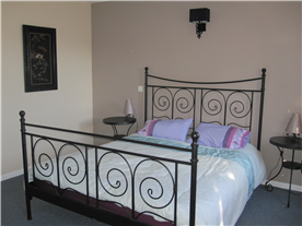 1st  double rooms upstairs