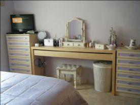 View of main bedroom