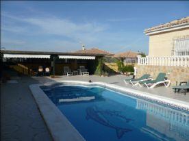 10 x 4 metre pool ( depth/width 1:5 metre front to back ) Pergola, 10 x 4 metre, electric + lights