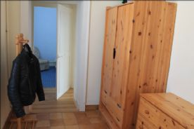 First floor: Dressing room leading to annexe bedrooms