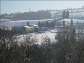 Winter in Melazzo