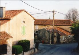 property in Le Beugnon