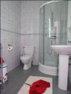 Good size shower room