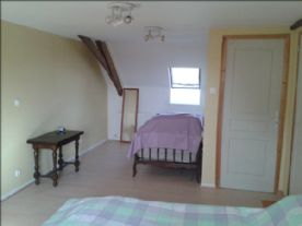 Large double bedroom 1 with ensuite