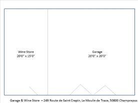 Garage & Wine Store