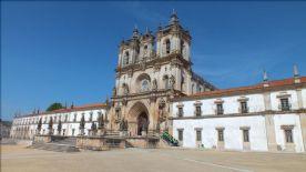 The monastery at Alcobaça