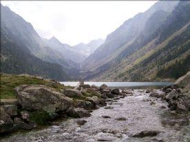 Pyrenees Lac de Gaube