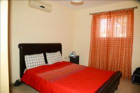 Lower level double bedroom