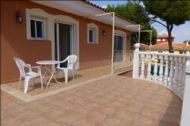 Rear Terrace to Master Bedroom  Balcony