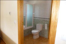 Jack and Jill Bathroom from Bedroom 2