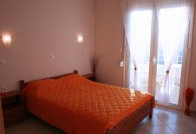 Ground Floor double bedroom with balcony