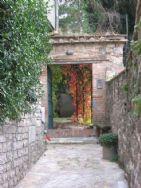 Garden access from public walkway