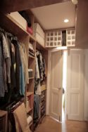 Walk in closet (2nd angle)