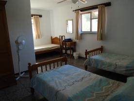 Triple guest room