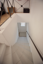 First-Floor/Second-Floor staircase