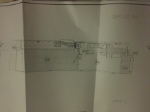THIS IS THE GROUND FLOOR THE GREY AREA IS A SUN TERRACED THAT COULD BE MADE INTO BED 3  OR?