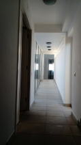 corridor to main bedroom ensuite, the guest room is to the left of this phot