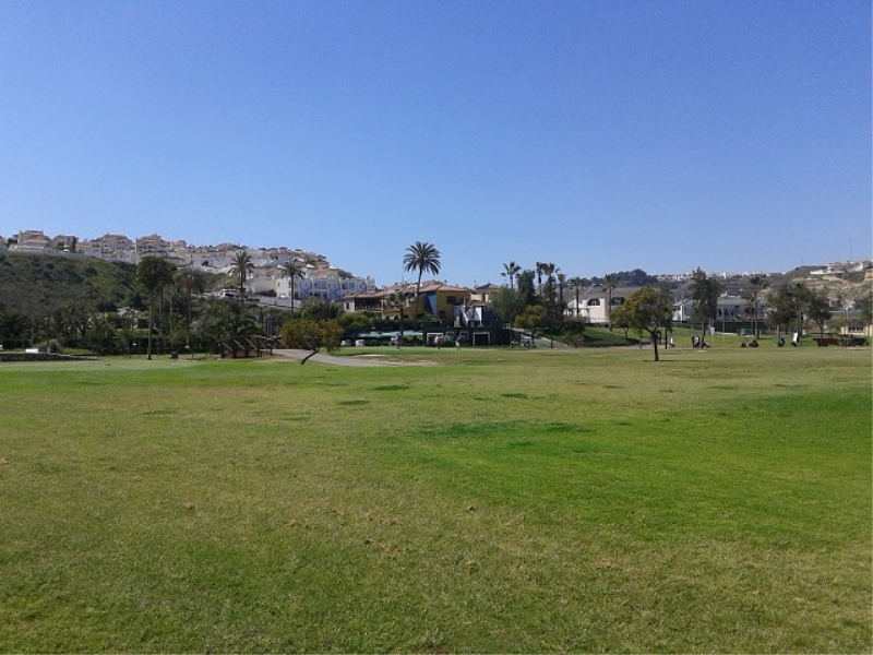 "Golf course ""Marquesa"" in the northern part of Quesada"