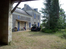 property in Ceaux En Loudun