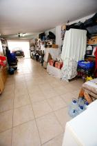 Garage from side door