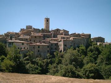 property in San Casciano dei Bagni