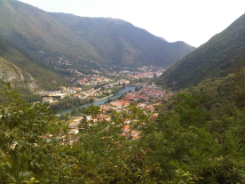 The area surrounding Campolongo Sul Brenta has a rich choice of walking routes.