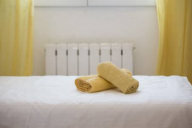 Central heating allows for 12 month rental and long term stays during winter months.