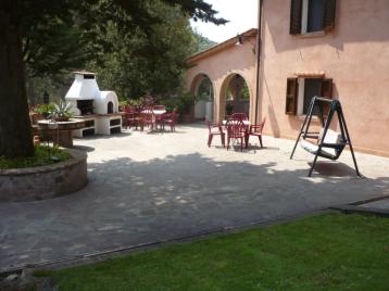 property in Castagneto Carducci