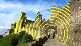 2018 Cité de Carcassonne Art