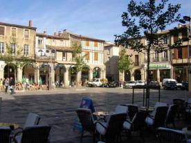 Place de Limoux