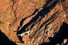 Bridge across the Gorge