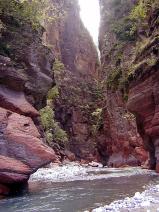 The Gorge de Daluis