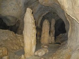 The Grotte de Chat - Daluis