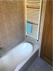 Bathroom in upper flat